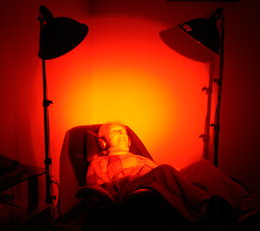 Actual Color Therapy Sessions At Energy Medicine Center